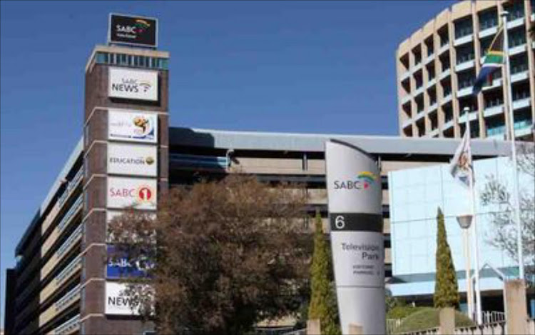 SABC Headquaters.