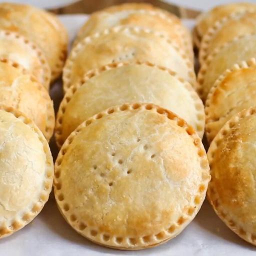 Chicken Pot pie size