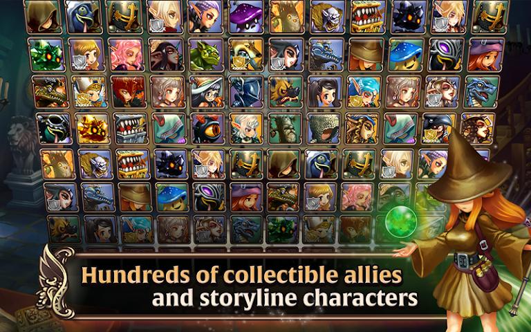 android Dragon Blaze: Chapter 2 Screenshot 11