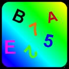 Alfabeto e números icon