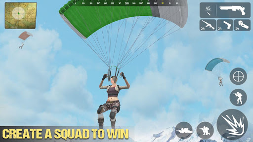 Fire Squad Battleground - Free Shooting Games 2020 android2mod screenshots 11