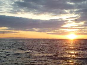 Photo: 今年、最後の日の出です!