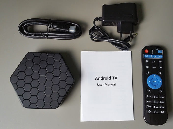 REVIEW] TV Box Sunvell T95Z Plus - Amlogic S912 2/16GB