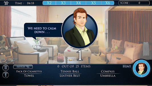 Mystery Case: The Cigar Box screenshot 3
