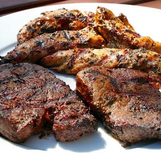 Amazing Steak and Chicken Marinade