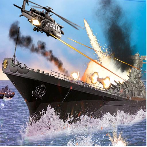 冒险のロシア海軍の戦争の戦い LOGO-記事Game