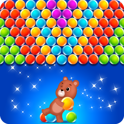 Bubble Shooter Bear