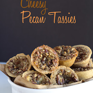 Cheesy Pecan Tassies