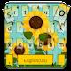 Sunflower Field Keyboard Theme Download on Windows