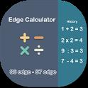 Calculator for Edge Panel icon