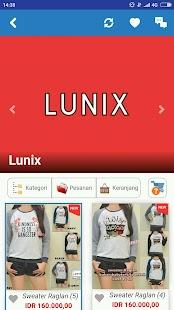 Lunix - náhled