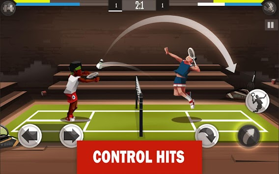 Badminton League APK screenshot thumbnail 19
