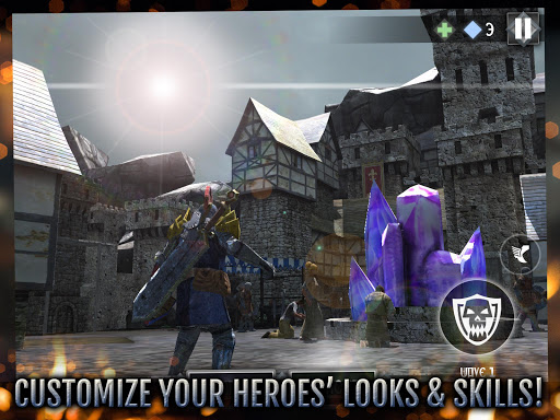 Heroes and Castles 2 для планшетов на Android