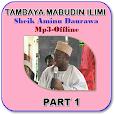 Tambaya Mabudin ilimi 1 - Aminu Daurawa