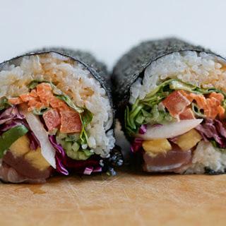 Sushi Burrito.