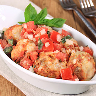 Healthy Italian-Style Meatball