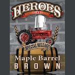 Heroes Maple Barrel Brown