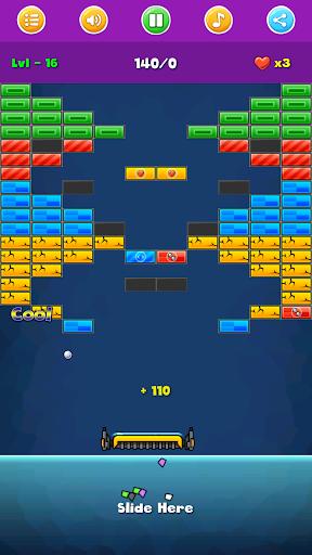 Super Brick Breaker apktram screenshots 7