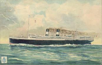 Photo: DUCA D'AOSTA (N.G.I. Navigazione Generale Italiana, Genova)