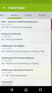 Universität Wuppertal- screenshot thumbnail