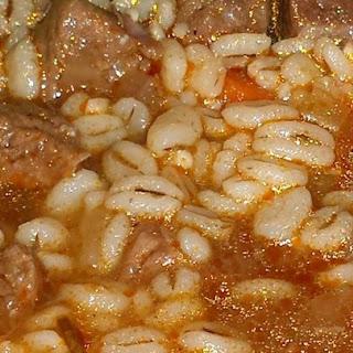 Chef John's Beef and Barley Stew