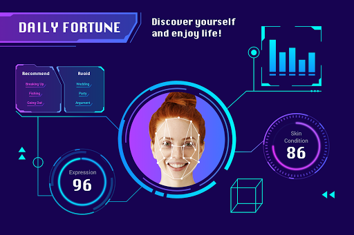 Face Explorer – Time Shuttle & Daily Fortune screenshot 2