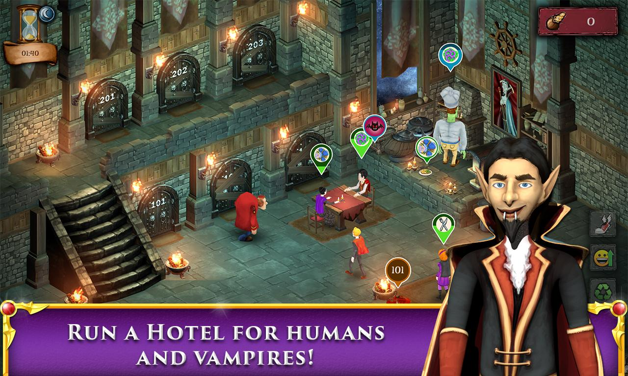 Hotel Dracula- screenshot