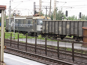Photo: Jaworzno Szczakowa: 182 092-7