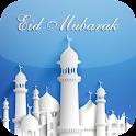 Eid Mubarak Card 1436 icon