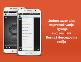 Screenshot of BOSNIA-HERZEGOVINA RADIOS