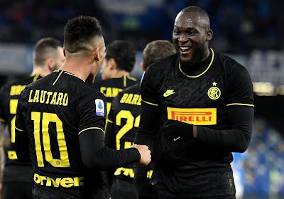 Nouveaux faux pas de l'Inter contre Vérone, Lukaku titulaire mais pas décisif
