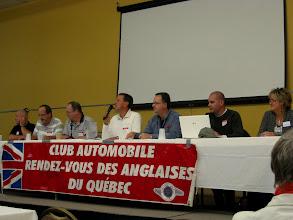 Photo: Le C.A. de la FUTURE saison 2011! Michel Hebert, Michel Gaudreault, Robert Michaud, François Gay, Gilles Deschenes, Nicolas Leroux, Johanne De Grace.