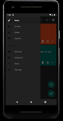 Notes (Material Notepad) 3.1.30 screenshots 3