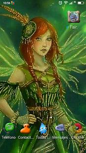 Fairy-Christmas - náhled