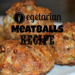 Vegetarian Meatballs With Walnuts Recipes.
