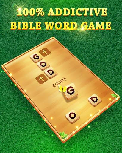 Bible Word Cross  trampa 1