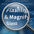 Magnifying Glass Flashlight APK