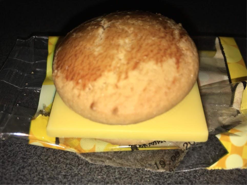 マイキャプテンチョコレートチーズバーガー
