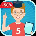 Zanimashki - educational games icon