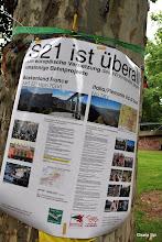 Photo: Stuttgart 21 ist überall!
