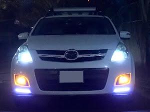 MPV LY3P 23Cスポーティパッケージ (2WD)のカスタム事例画像 DAICHI【N-sp】【F-M】【LYNA】さんの2018年12月04日23:57の投稿