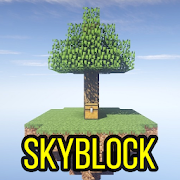 Skyblock Maps for MCPE