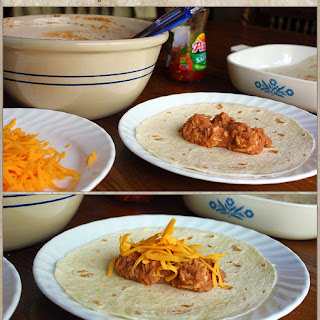 Low Calorie Burritos Recipes