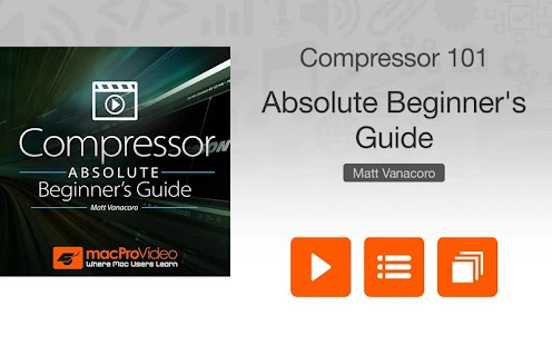 Beginners Guide For Compressor - náhled