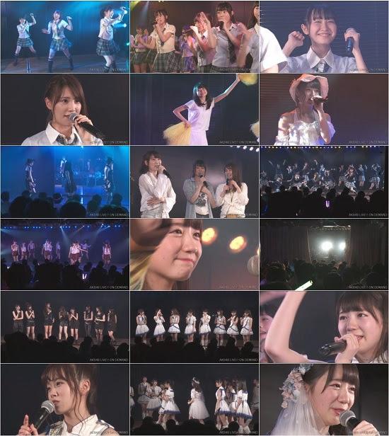 (LIVE)(720p) AKB48 「僕の太陽」公演 高橋希良 卒業公演 LIVE 170411