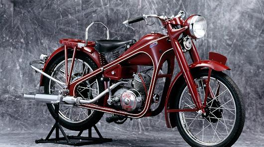 Honda alcanza la cifra de 400 millones de motos fabricadas