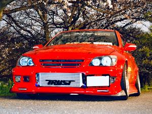 アルテッツァ SXE10 RS200  SXE10改  12年のカスタム事例画像 マルちゃんさんの2020年04月03日05:30の投稿