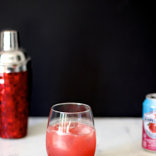 The Pomegranate Palermo Cocktail