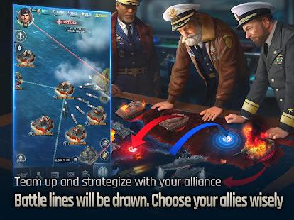 معركة حربية المجموع الحرب