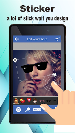 Photo Sticker Maker 1.1.6 screenshot 2092418